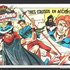 Tebeos: TEBEOS-COMICS CANDY - LUIS VALIENTE - 16 - GRAFIDEA - - RARO *AA99. Lote 141562602