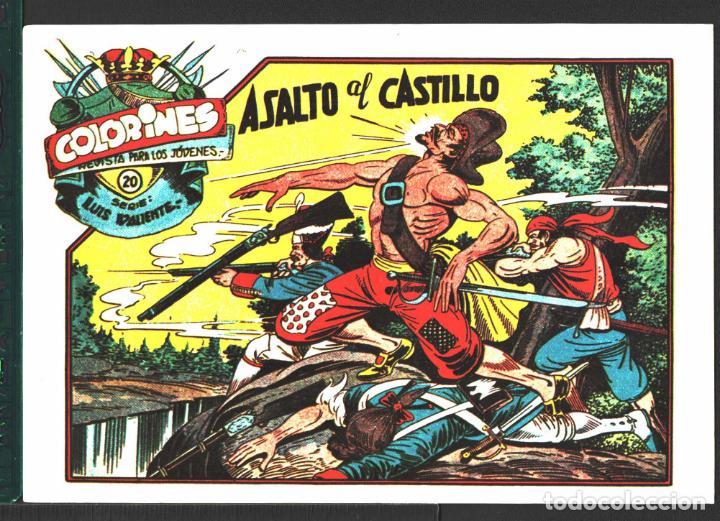 TEBEOS-COMICS CANDY - LUIS VALIENTE - 20 - GRAFIDEA - - RARO *AA99 (Tebeos y Comics - Grafidea - Otros)