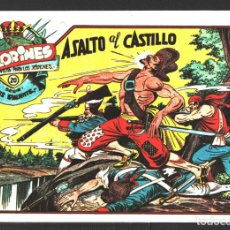 Tebeos: TEBEOS-COMICS CANDY - LUIS VALIENTE - 20 - GRAFIDEA - - RARO *AA99. Lote 141562694