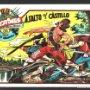 TEBEOS-COMICS CANDY - LUIS VALIENTE - 20 - GRAFIDEA - - RARO *AA99