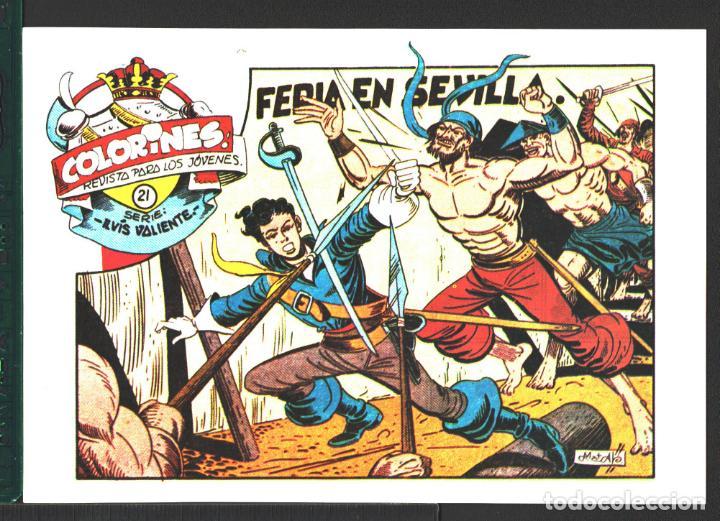 TEBEOS-COMICS CANDY - LUIS VALIENTE - 21 - GRAFIDEA - - RARO *AA99 (Tebeos y Comics - Grafidea - Otros)
