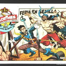Tebeos: TEBEOS-COMICS CANDY - LUIS VALIENTE - 21 - GRAFIDEA - - RARO *AA99. Lote 141562718