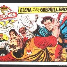 Tebeos: TEBEOS-COMICS CANDY - LUIS VALIENTE - 22 - GRAFIDEA - - RARO *AA99. Lote 141562750