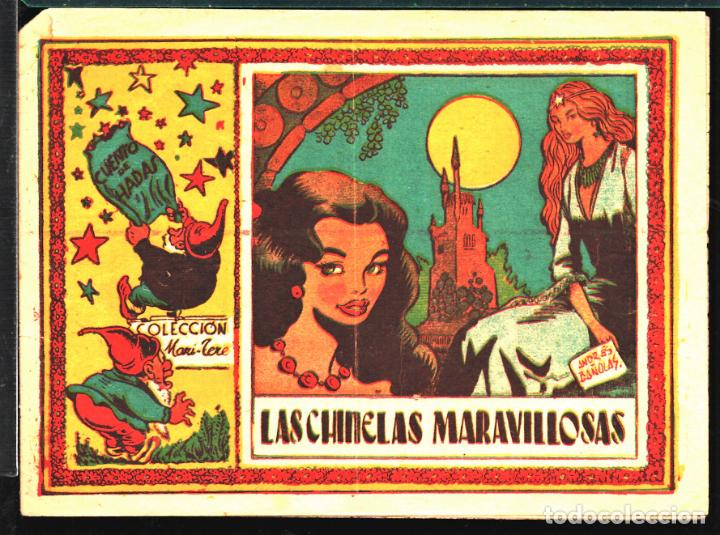 TEBEOS-COMICS CANDY - MARI TERE - 46 - GRAFIDEA - - RARISIMO - *UU99 (Tebeos y Comics - Grafidea - Otros)