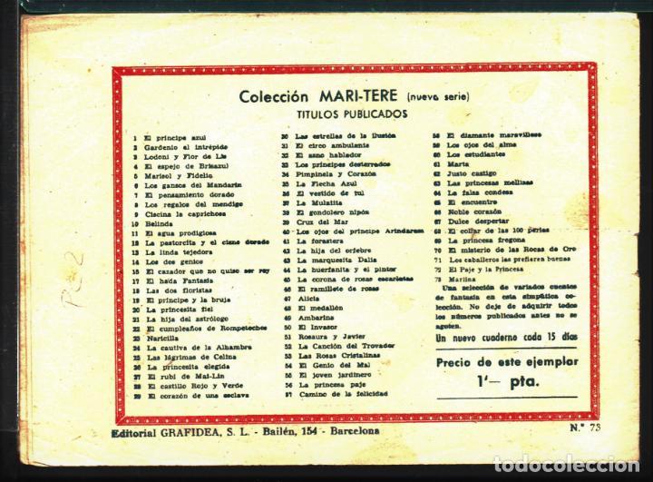 Tebeos: TEBEOS-COMICS CANDY - MARI TERE - 73 - GRAFIDEA - - RARISIMO - *UU99 - Foto 2 - 141909122