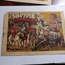 Tebeos: CHISPITA CUARTA AVENTURA Nº 34 ORIGINAL. Lote 143813478