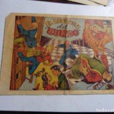 Tebeos: CHISPITA QUINTA AVENTURA Nº 23 ORIGINAL. Lote 143813626
