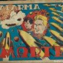 Tebeos: ALARMA EN MARTE - GRAFIDEA 1955 - COL. CHISPITA SEPTIMA AVENTURA Nº 6 - ORIGINAL - VER DESCRIPCION. Lote 144732522
