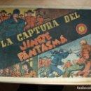 Tebeos: LA CAPTURA DEL JINETE FANTASMA - ORIGINAL - GRAFIDEA. Lote 144787234