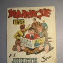 Tebeos: JINETE FANTASMA, EL (1947, GRAFIDEA) -EL CABALLERO FANTASMA- EXTRA 5 · 1950 · ALMANAQUE 1951. Lote 145822762