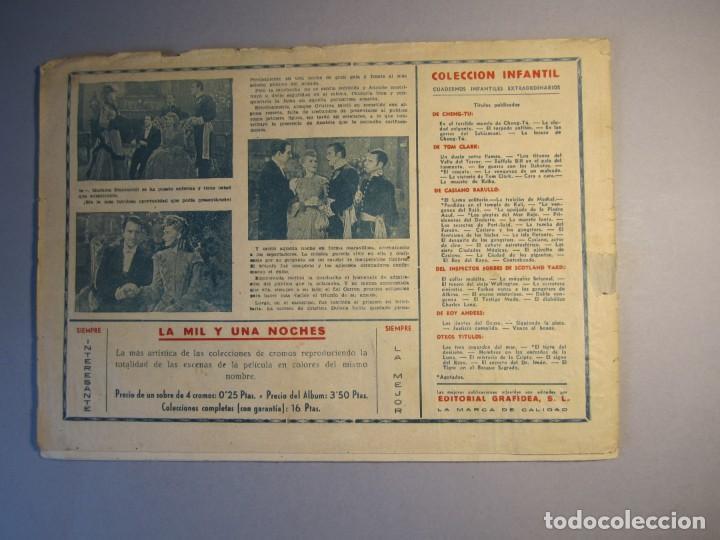 Tebeos: CASIANO BARULLO (1944, GRAFIDEA) 21 · 1944 · CONTRABANDO - Foto 2 - 145874266