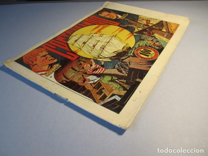 Tebeos: CASIANO BARULLO (1944, GRAFIDEA) 21 · 1944 · CONTRABANDO - Foto 3 - 145874266