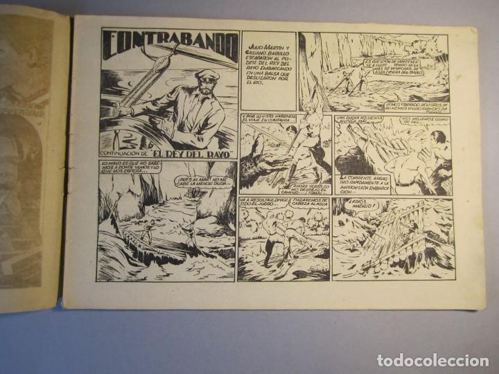 Tebeos: CASIANO BARULLO (1944, GRAFIDEA) 21 · 1944 · CONTRABANDO - Foto 4 - 145874266