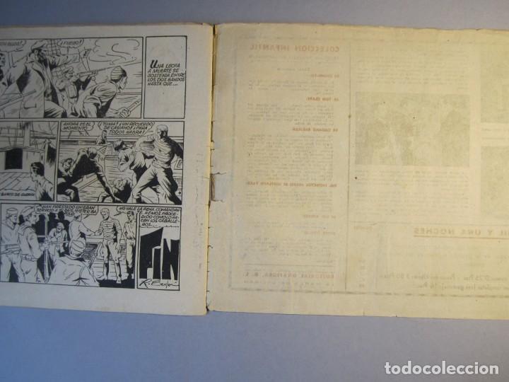 Tebeos: CASIANO BARULLO (1944, GRAFIDEA) 21 · 1944 · CONTRABANDO - Foto 5 - 145874266