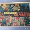 Tebeos: JINETE FANTASMA, EL (1947, GRAFIDEA) -EL CABALLERO FANTASMA- 78 · 1947 · LOS PROBLEMAS DEL CANARIO. Lote 146396574