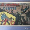 Tebeos: JINETE FANTASMA, EL (1947, GRAFIDEA) -EL CABALLERO FANTASMA- 74 · 1947 · LA RIVALIDAD DE CURTIS. Lote 146398270