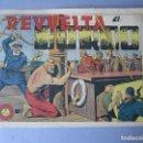 Tebeos: JINETE FANTASMA, EL (1947, GRAFIDEA) -EL CABALLERO FANTASMA- 73 · 1947 · REVUELTA A BORDO. Lote 146668246