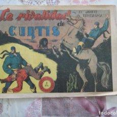 Tebeos: EL JINETE FANTASMA Nº 74 LA RIVALIDAD DE CURTIS. Lote 146944354