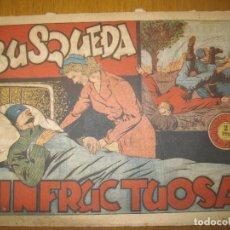 Tebeos: EL JINETE FANTASMA Nº 104. EL BUSQUEDA INFRUCTUOSA. EDITORIAL GRAFIDEA. ORIGINAL.. Lote 147290590