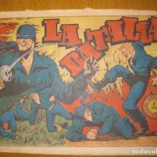 Tebeos: EL JINETE FANTASMA Nº 102. LA BATALLA. EDITORIAL GRAFIDEA. ORIGINAL.. Lote 147290774