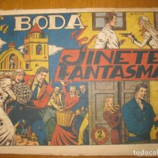Tebeos: EL JINETE FANTASMA Nº 95. LA BODA DEL JINETE FANTASMA. EDITORIAL GRAFIDEA. ORIGINAL.. Lote 147291422
