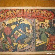Tebeos: EL JINETE FANTASMA Nº 94. NUEVO FRACASO CON EL JINETE FANTASMA. EDITORIAL GRAFIDEA. ORIGINAL.. Lote 147291630