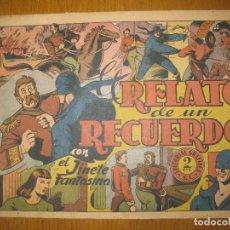 Tebeos: EL JINETE FANTASMA Nº 91. EL RELATO DE UN RECUERDO. EDITORIAL GRAFIDEA. ORIGINAL.. Lote 147291746