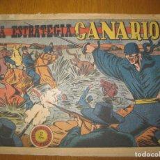 Tebeos: EL JINETE FANTASMA Nº 90. LA ESTRATEGIA DE CANARIO. EDITORIAL GRAFIDEA. ORIGINAL.. Lote 147291858