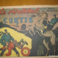 Tebeos: EL JINETE FANTASMA Nº 74. LA RIVALIDAD DE CURTIS. EDITORIAL GRAFIDEA. ORIGINAL.. Lote 147292706