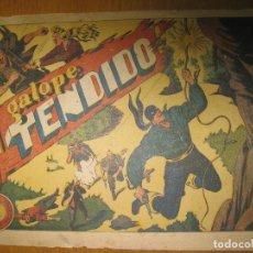 Tebeos: EL JINETE FANTASMA Nº 72. GALOPE TENDIDO. EDITORIAL GRAFIDEA. ORIGINAL.. Lote 147294330