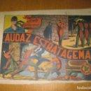 Tebeos: EL JINETE FANTASMA Nº 7. AUDAZ ESTRATAGEMA. EDITORIAL GRAFIDEA. ORIGINAL.. Lote 147563794
