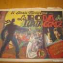 Tebeos: EL JINETE FANTASMA Nº 20. LA BODA DE LUPITA GOMEZ. EDITORIAL GRAFIDEA. ORIGINAL.. Lote 147564618