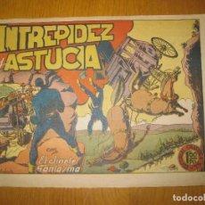 Tebeos: EL JINETE FANTASMA Nº 15. INTREPIDEZ Y ASTUCIA. EDITORIAL GRAFIDEA. ORIGINAL.. Lote 147571318