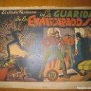 Tebeos: EL JINETE FANTASMA Nº 14. LA GUARIDA DE LOS ENMASCARADOS. EDITORIAL GRAFIDEA. ORIGINAL.. Lote 147571482