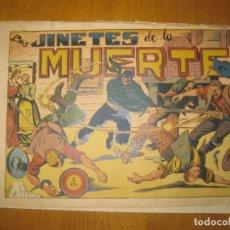 Tebeos: EL JINETE FANTASMA Nº 71. LOS JINETES DE LA MUERTE. EDITORIAL GRAFIDEA. ORIGINAL.. Lote 147572014