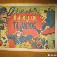 Tebeos: EL JINETE FANTASMA Nº 51. LUCHA EN LOS TEJADOS. EDITORIAL GRAFIDEA. ORIGINAL.. Lote 147572382