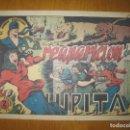 Tebeos: EL JINETE FANTASMA Nº 53. REAPARICION DE LUPITA. EDITORIAL GRAFIDEA. ORIGINAL.. Lote 147572678