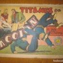 Tebeos: EL JINETE FANTASMA Nº 65. TITANES EN ACCION. EDITORIAL GRAFIDEA. ORIGINAL.. Lote 147572786