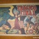 Tebeos: EL JINETE FANTASMA Nº 56. TRAGICO FINAL. EDITORIAL GRAFIDEA. ORIGINAL.. Lote 147573738