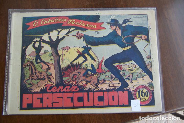 GRAFIDEA, LOTE JINETE FANTASMA Y TAMBIEN SUELTOS VER. (Tebeos y Comics - Grafidea - El Jinete Fantasma)