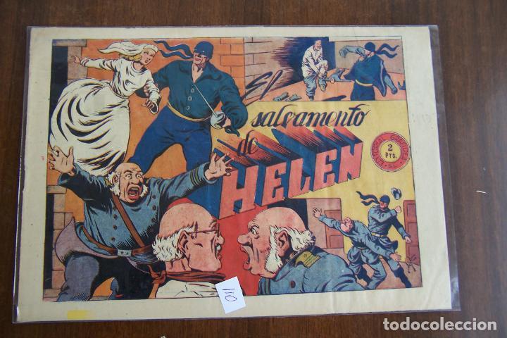 EL JINETE FANTASMA Nº 110 EL SALVAMENTO DE HELEN (Tebeos y Comics - Grafidea - El Jinete Fantasma)