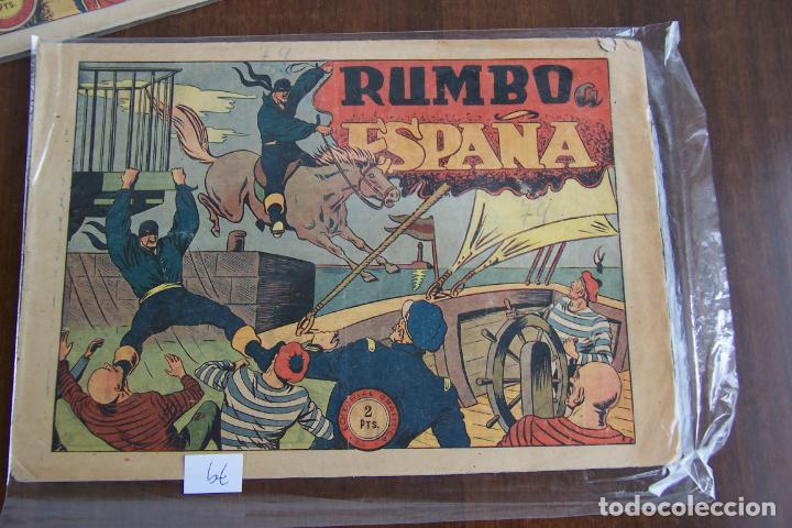 EL JINETE FANTASMA Nº 79 RUMBO A ESPAÑA (Tebeos y Comics - Grafidea - El Jinete Fantasma)