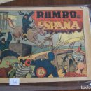 Tebeos: EL JINETE FANTASMA Nº 79 RUMBO A ESPAÑA. Lote 148220034