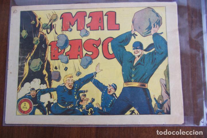 EL JINETE FANTASMA Nº 66 MAL PASO (Tebeos y Comics - Grafidea - El Jinete Fantasma)