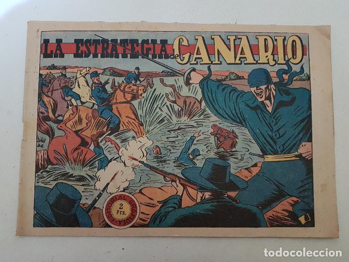 EL JINETE FANTASMA. Nº 90. LA ESTRATEGIA DE CANARIO. EDICIONES GRAFIDEA. (Tebeos y Comics - Grafidea - El Jinete Fantasma)