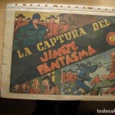 Tebeos: LA CAPTURA DEL JINETE FANTASMA - ORIGINAL - GRAFIDEA. Lote 154496854