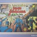 Tebeos: JINETE FANTASMA, EL (1947, GRAFIDEA) -EL CABALLERO FANTASMA- 62 · 1947 · EL SECRETO DEL JINETE FANTA. Lote 155874302