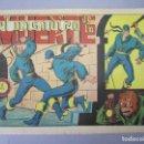 Tebeos: JINETE FANTASMA, EL (1947, GRAFIDEA) -EL CABALLERO FANTASMA- 63 · 1947 · EL PASADIZO DE LA MUERTE. Lote 155874346