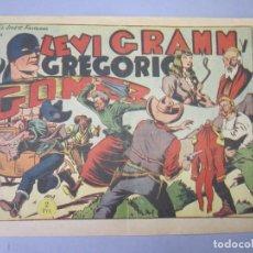 Giornalini: JINETE FANTASMA, EL (1947, GRAFIDEA)- 68 · 1947 · LEVI GRAMM Y GREGORIO GOMEZ. Lote 155874390