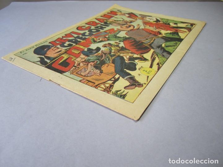 Tebeos: JINETE FANTASMA, EL (1947, GRAFIDEA)- 68 · 1947 · LEVI GRAMM Y GREGORIO GOMEZ - Foto 3 - 155874390